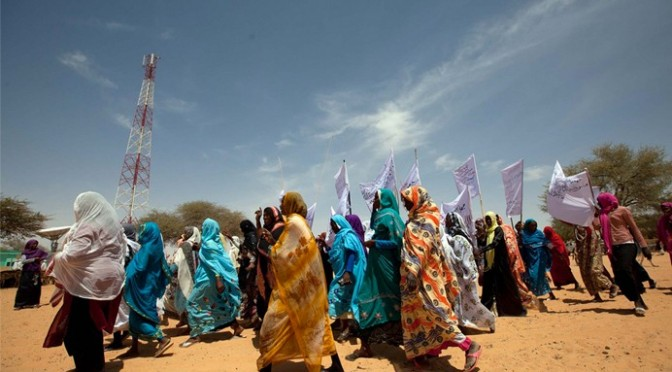 The research on Sudan highlighted at two recent international scientific conferences in Paris