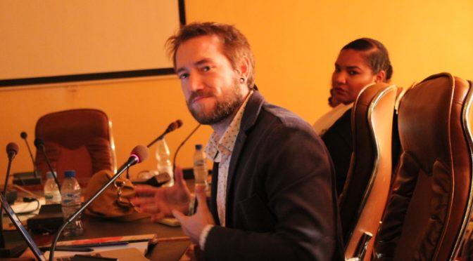 Dr Jean-Nicolas Bach, nouveau Coordinateur du CEDEJ Khartoum